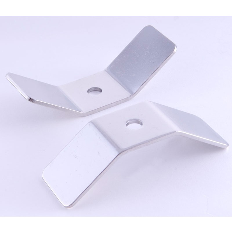 Hts Double Mounting Plates (set Of 2)