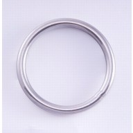 """2"""" ROUND RING STAINLESS"""