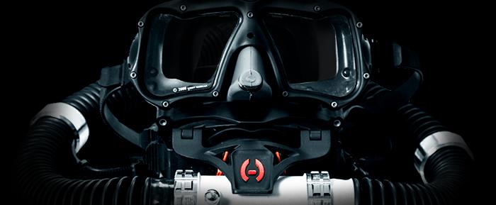 News - Kirby Morgan Modular Full-Face Mask (MOD-1) with